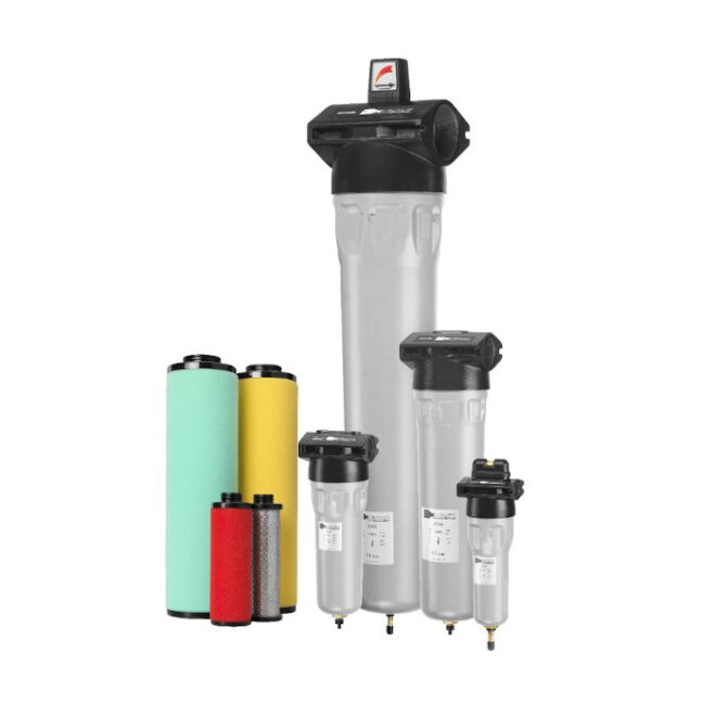 Filtro aria per compressore